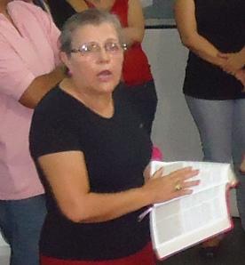 Noticias da Capelã Risoneide – Goiania – GO