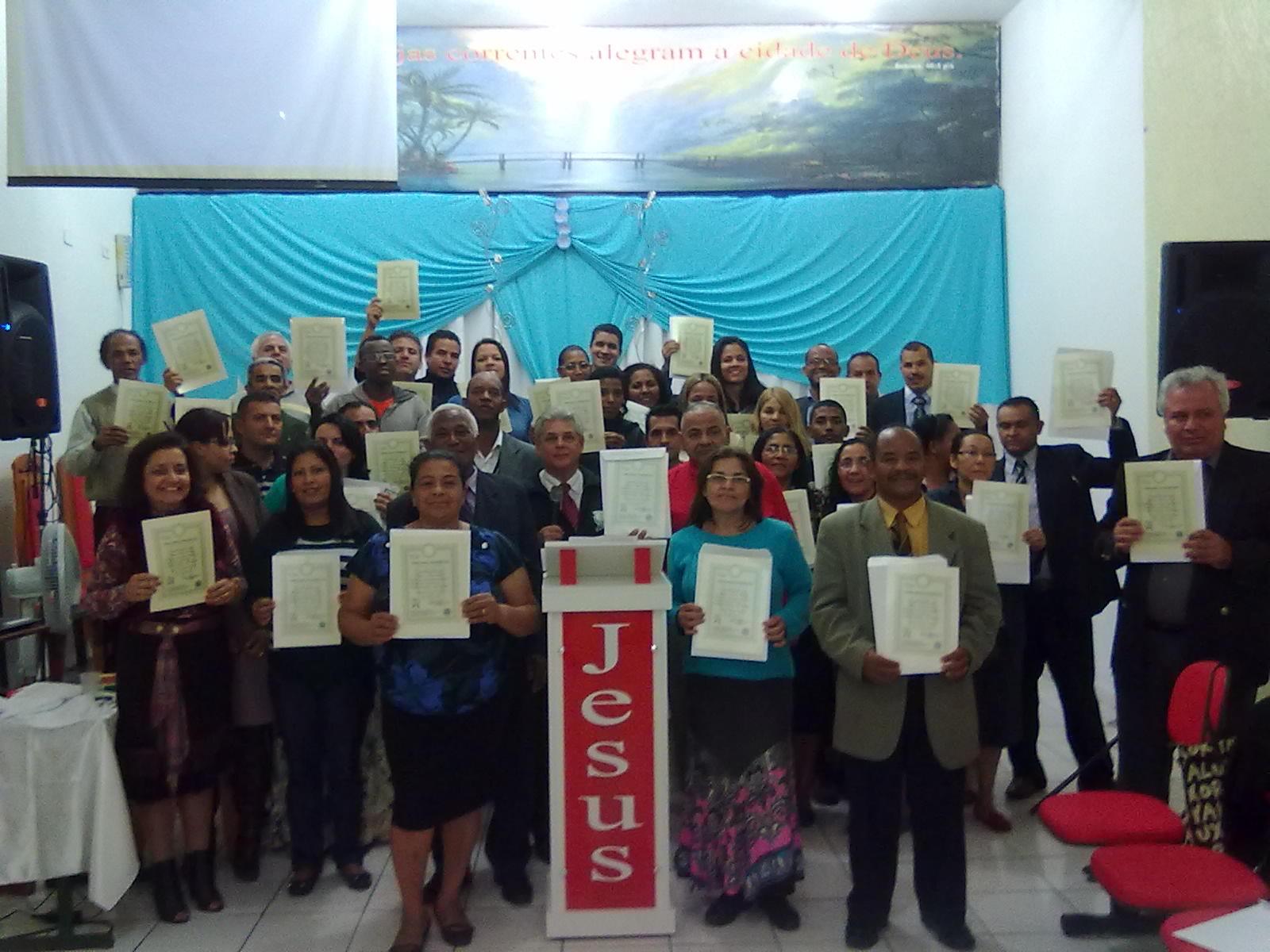 Curso de Capelania em Guaianazes – SP